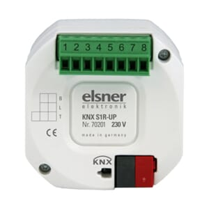 KNX Persienneutgang  1x, KNX S1R UP 230 V