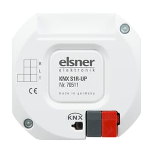 KNX Persienneutgang  1x, KNX S1R-UP