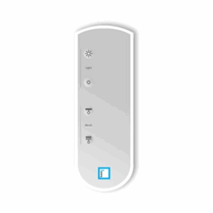 IR Remote control, lights / blinds