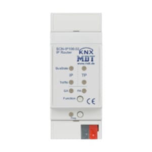 KNX IP Router, DIN, SCN-IP100.02