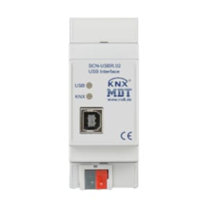 KNX USB Interface, DIN, SCN-USBR.02