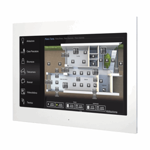 "KNX Touch server 10"" komplett, Envision Z-Wave"
