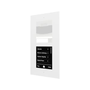 GetFace IP, Touchdisplay