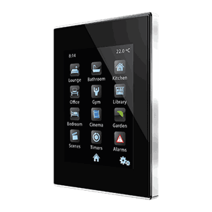 KNX Touchpanel fargedisplay Z41 Lite